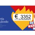 Artis Dulcedo steunt de Muziekbank