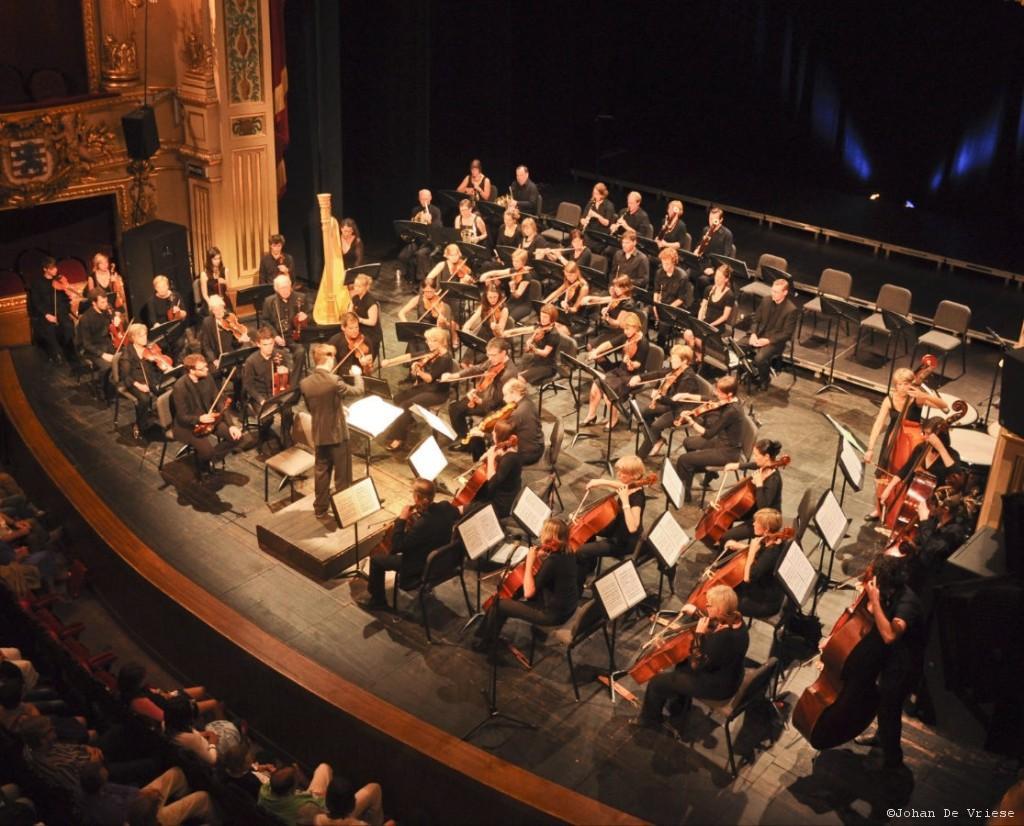 AD_orkest concert schouwburg